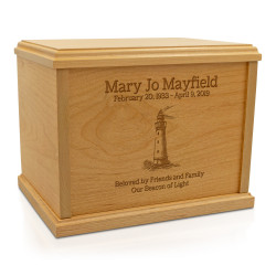 Lighthouse Cremation Urn -...