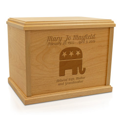 Republican Elephant...
