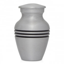 Three Stripe Keepsake Urn