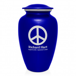 Peace Cremation Urn -...